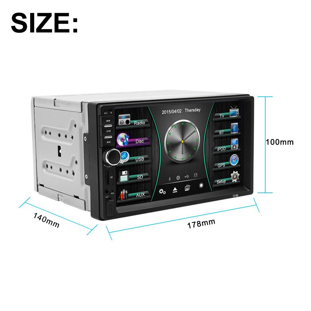 USB radio HD Multimedia