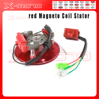 High Performance Racing HP Magneto Coil Stator for 50cc 125cc Dirt Pit Bike ATV Horizontal Engines Thumpstar Parts