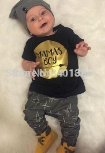 ST189 2017 Nowa dziewczyna przyjazdu i chłopców ubrania ustawić długi rękaw + Spodnie sowa wzór zestaw noworodka ubrania dla dzieci garnitur dzieci odzież 74