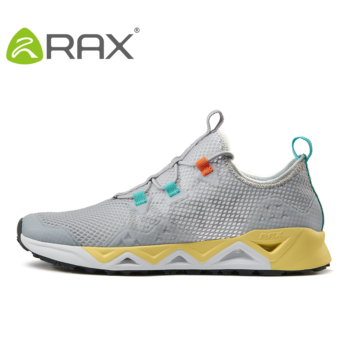 RAX chaussures de randonnée respirantes femmes hommes été chaussures de randonnée légères hommes en plein air marche chaussures de pêche hommes WomenZapatos