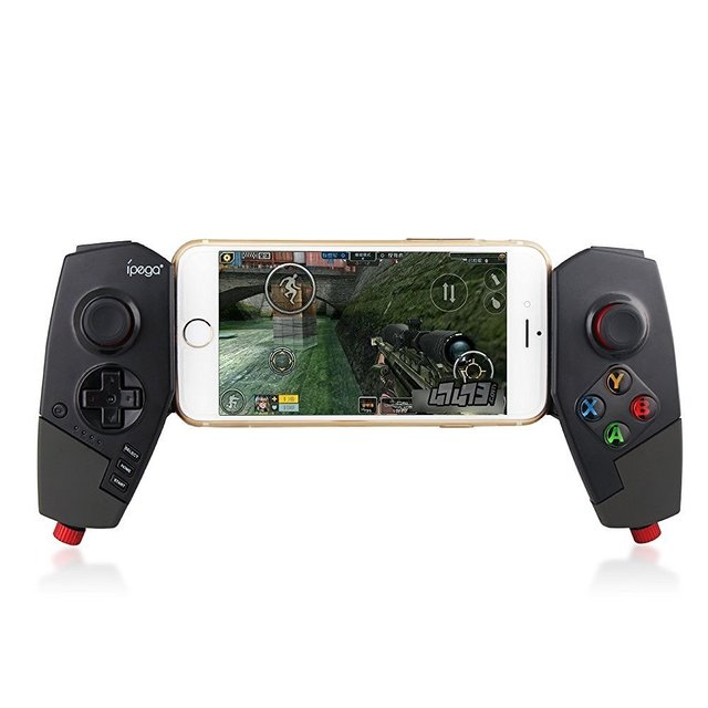 PG-9055 iPega Juegos Inalámbrico Bluetooth Pad Controller Gamepad Joystick Ajustable Para El Teléfono Móvil/Tablet/PC etc
