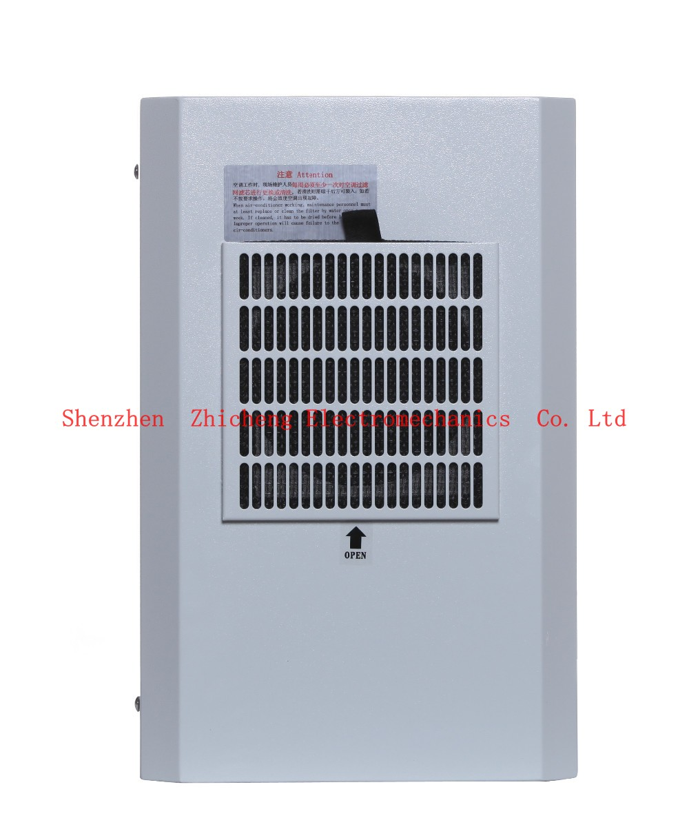 Beautiful Radiator Heat Exchanger Air Engraving CNC Cabinet Air Conditioner Control  Cabinet Wall Cooler(China)