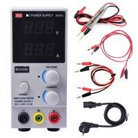 MCH K305D 220V 110v 30v5a Mini Switching Regulated Adjustable DC Power Supply SMPS Single Channel