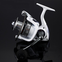 Fishing Reel High Quality HC 1000-7000 Spinning Fishing Reel with Exchangeable Handle For Casting Line сменный поводок для морской оснастки balzer exchangeable mouth line 2
