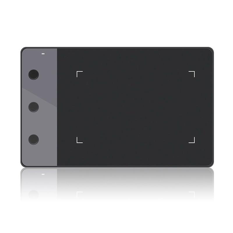 H420 huion Tablet Gráfico com 3 Almofada Assinatura com Dez teclas Expressas 2048 Sensibilidade À Pressão Extra Pen Nibs (perfeito para osu)