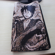 Very Large One Piece gaming mouse pad table mat 90x40cm