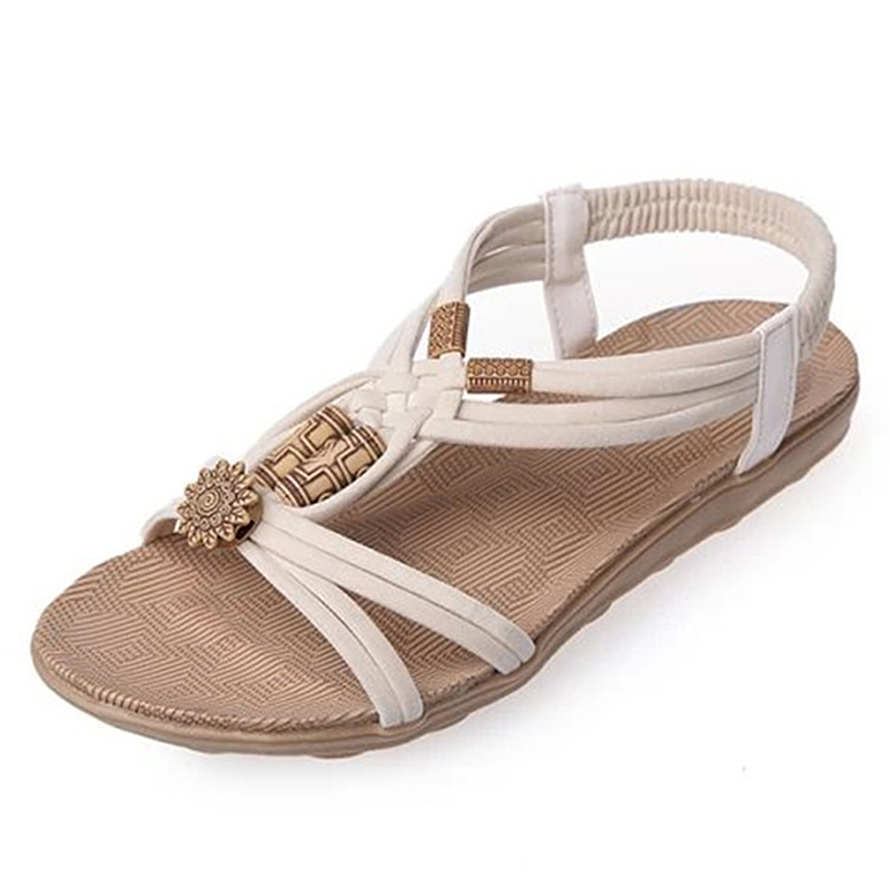 2018 Sandals Women Casual Slip On Gladiator flats shoes Spring Summer Women's Shoes Woman Sandals sandalias mujer f цена