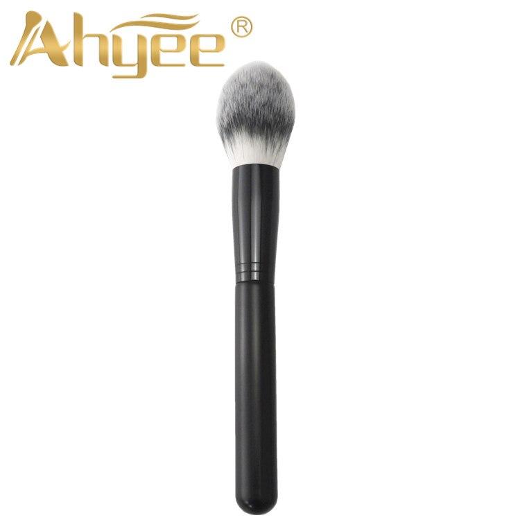 Ahyee Y091 cepillo de polvos sueltos redondos grandes colorete en - Maquillaje