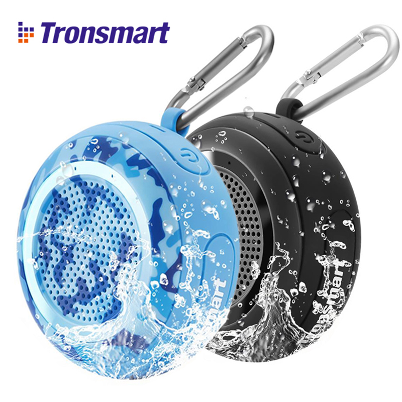 Tronsmart Element Splash IP67 Waterproof Bluetooth Speaker Soundbar Portable Speaker Computer Bluetooth 4.2 Wireless Speaker lker lks1 portable bluetooth v4 0 speaker