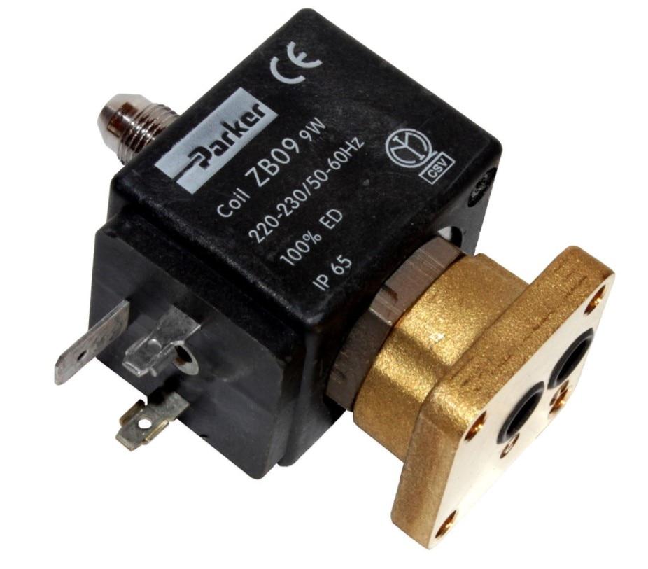 Magnetventil VE128 Aurora SiebtragerMagnetventil VE128 Aurora Siebtrager