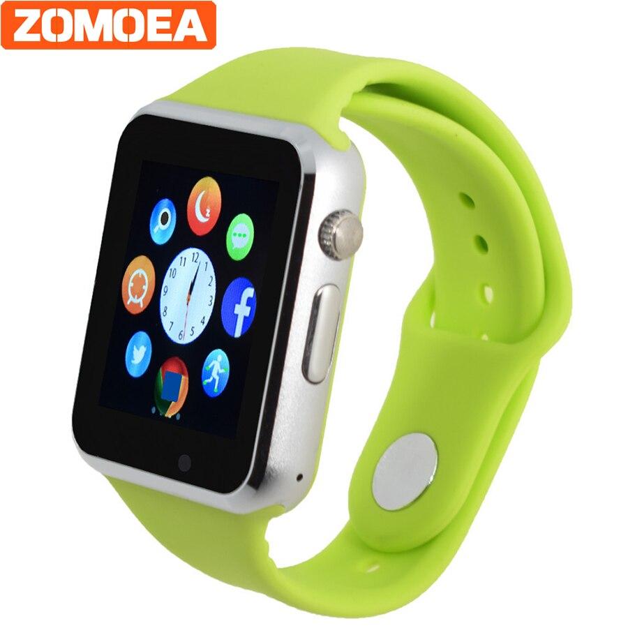 T2 reloj inteligente para Android Teléfono soporte SIM TF podómetro del deporte Bluetooth empujar para Xiao Mi teléfono niños DZ09 GV18 GT08 GT88