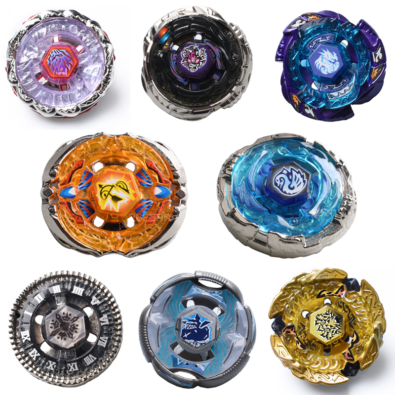 Bey blade Beyblade Burst Metal Fusion 4D Spinning Top Bayblade blades High Quality Game Toys Thanksgiving Gift for Children #C high top quality c shape brass metal