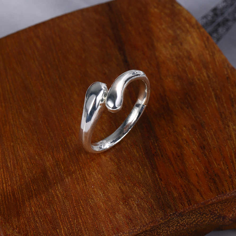 2019 Fashion Women 1 Pcs/Pair/Set Wedding Teardrop Bracelet Necklace Earrings Ring Open Bangle Adjustable Fashion Women Jewelry