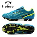 TIEBAO Professional Soccer Football Shoes Botas Futbol AG Soles Boots Cleats Nail Outdoor Sports Football Boots Sneakers