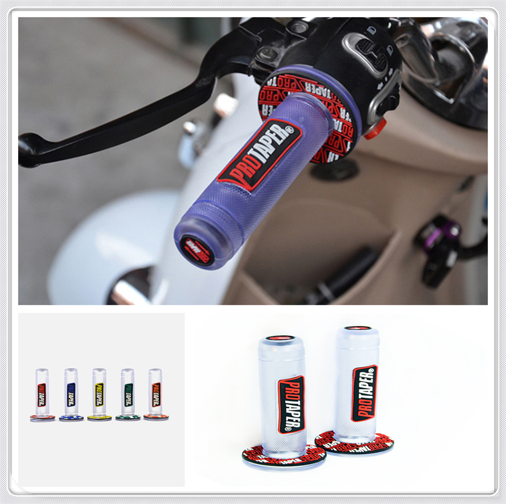 Motorcycle Dirt Pit Bike Racing Plastic Rubber Grips Handle Grip For KTM 65SX XC 85SX XC 105SX XC 125EXC 125 144SX