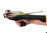 siciwinni Powerful Hunting Fishing Slingshot Arrow Archery bowsling shot Multi function Handle Grip sling shot