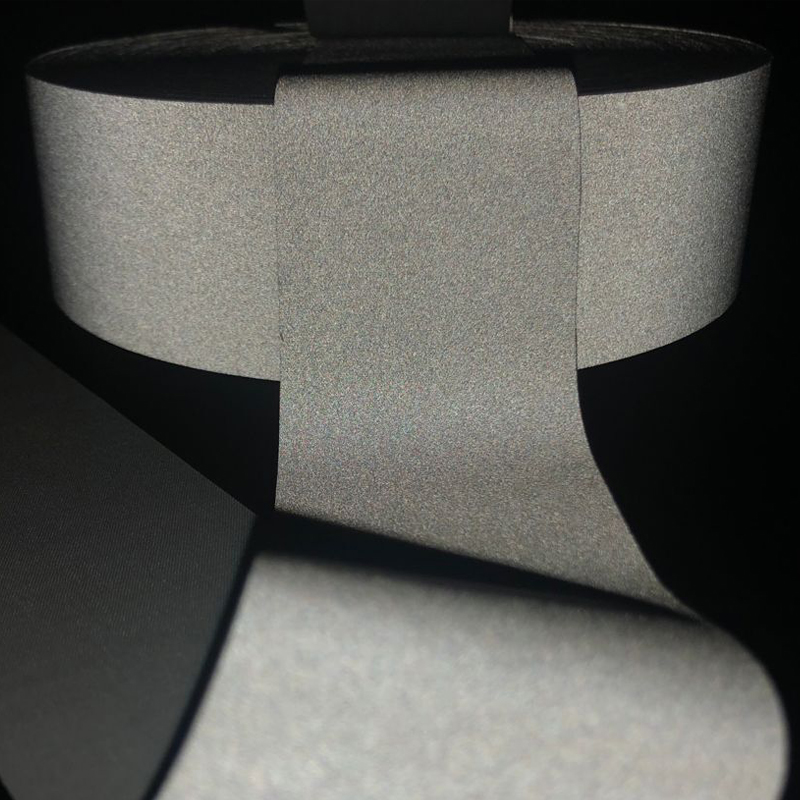 5cmx5m  EN ISO 20471 Reflective Fabric Sew On Safe Clothing