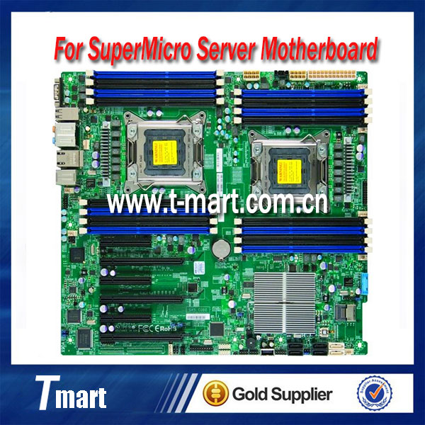 100% working server motherboard for Supermicro X9DAi system mainboard fully tested and perfect quality