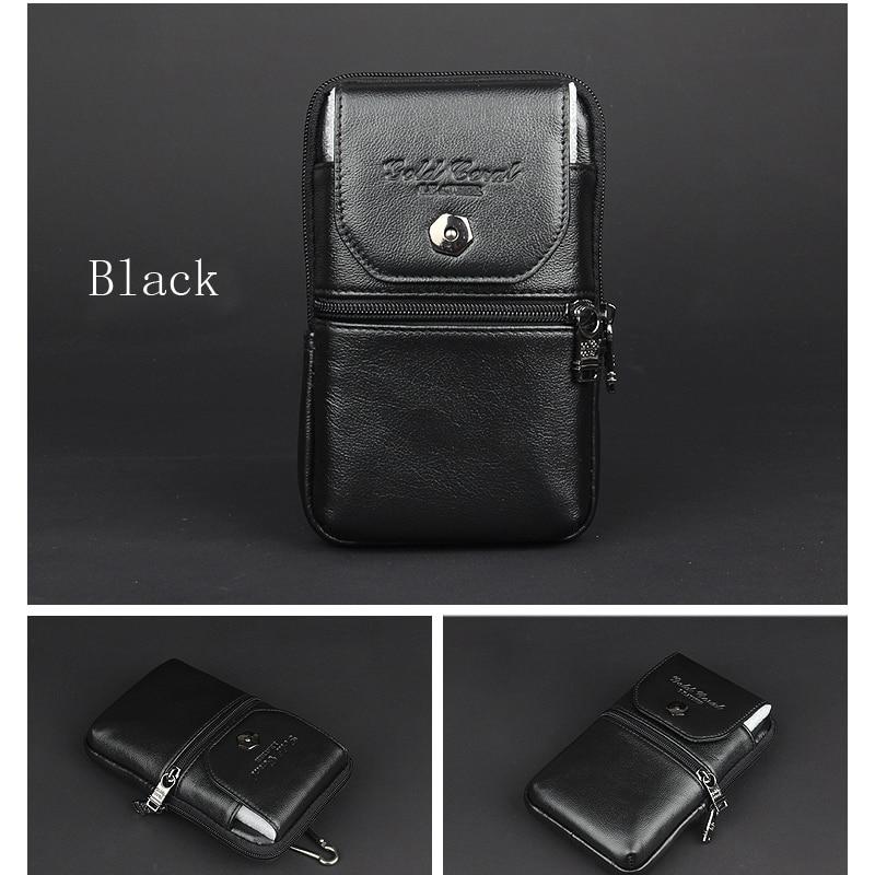 Dla przypadku Blackview BV6000S-pasek klipu pokrowiec talii torebka - Części i akcesoria do telefonów komórkowych i smartfonów - Zdjęcie 4
