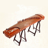 The Master Signature Professional Performance China Guzheng Music Instrument Choi Screw Zither 21 Strings With Full