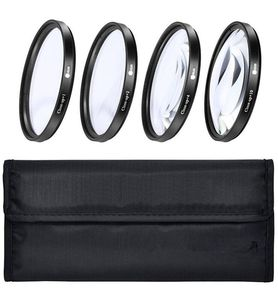 Image 2 - Close Up Filter Set & filter Case (+1+2 +4 +10) for Panasonic Lumix FZ85 FZ83 FZ82 FZ80 FZ72 FZ70 FZ50 FZ30 Camera
