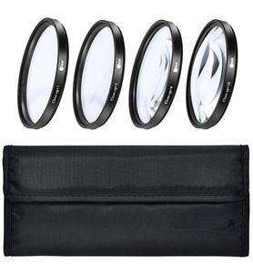 Image 2 - Ensemble de filtres rapprochés et boîtier de filtre (+ 1 + 2 + 4 + 10) pour Panasonic Lumix FZ85 FZ83 FZ82 FZ80 FZ72 FZ70 FZ50 FZ30 caméra