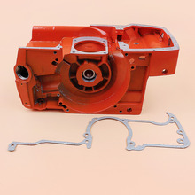 Engine Motor Housing Crankcase Crank Case For HUSQVARNA 61 268 272 272XP Chainsaw 501779901 стоимость