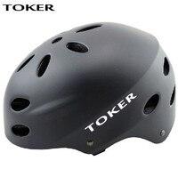 طوكر 3 الحجم طوكر ماركة جولة القوي الرجال النساء الرياضة كاسكو capacete خوذة الدراجة الجبلية الطريق mtb دراجة الدراجات خوذة