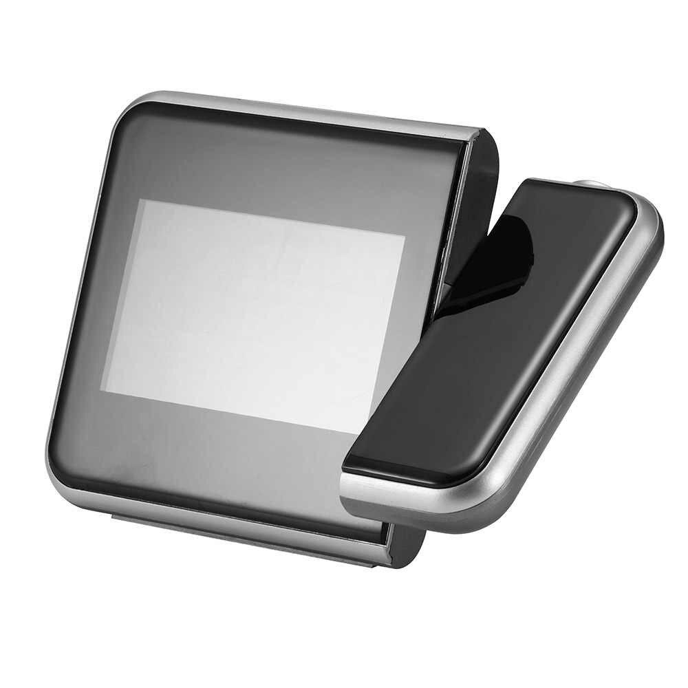 ABEDOE פונקציה רב דיגיטלי שעונים מעורר צבע מסך שולחן עבודה שעון טמפ תצוגת לוח שנה זמן הקרנה