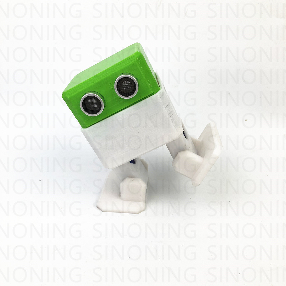 OTTO arduino Nano ROBOT open source Maker obstacle avoidance DIY humanity playmate 3D