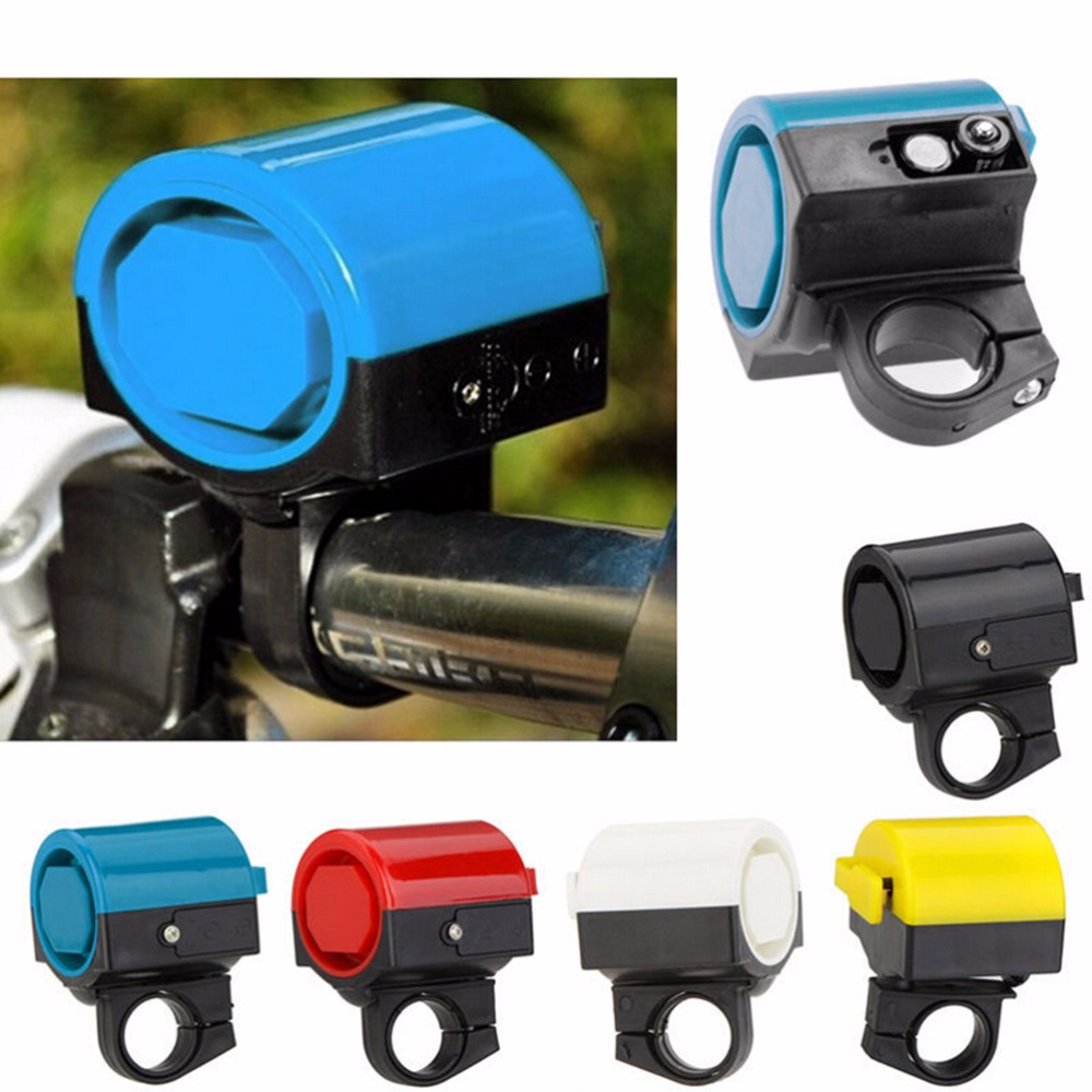 Ultra-Loud MTB Road Bicycle Electronic Bell Horn Cycling Hooter Siren Accessory