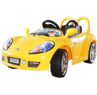 ride on sports car with remote controlkids toy car