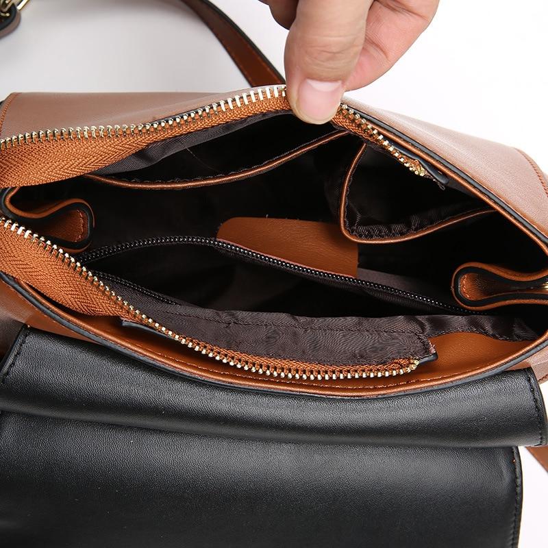 2017 mulheres genuíno bolsa de Shoulder Strap Comprimento : 110cm