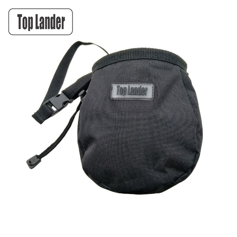 Kugla za uspinjanje od gipsa s pojasom i zatvaračem za džep za - Kampiranje i planinarenje - Foto 1