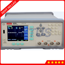 AT515 Digital Resistor machine with electric resistance wire heating resistance tester ohmmeter ohm meter