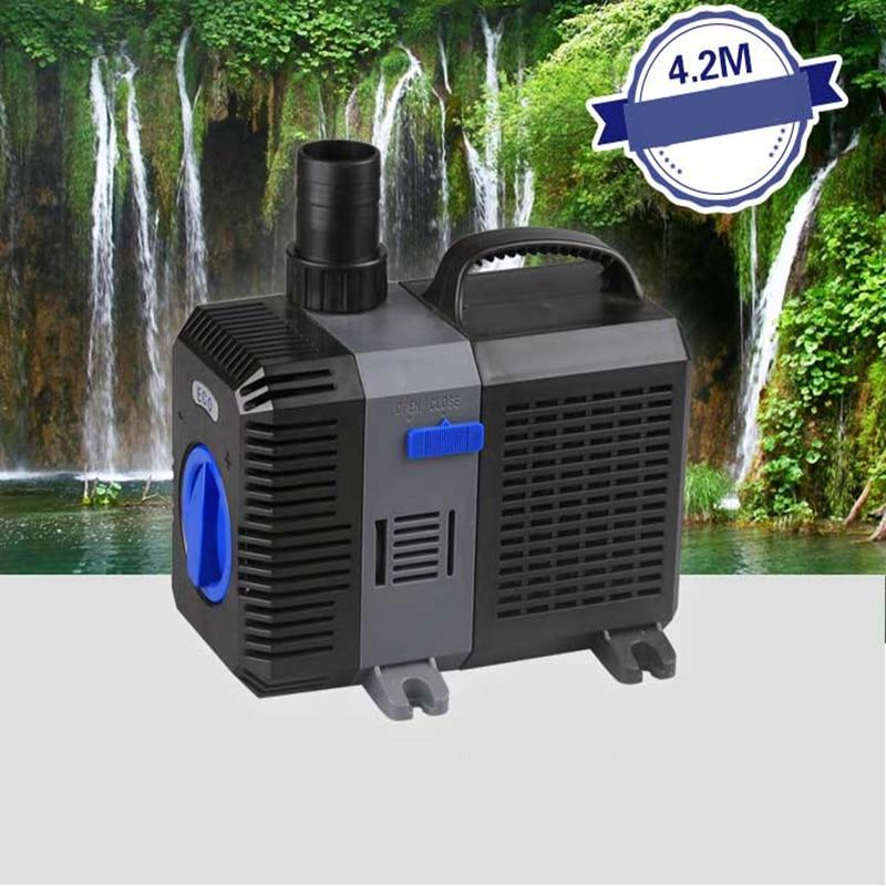 6000l/h SUNSUN CTP-6000 Submersible ECO Pond Pump for Aquarium Tank Garden Pond Water Feature Koi Fish Adjustable Water Pump