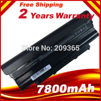 HSW Replacement Laptop Battery For DELL Inspiron N4010 N3010 N3110 N4110 N5010 N5010D 7800mAh fast shipping