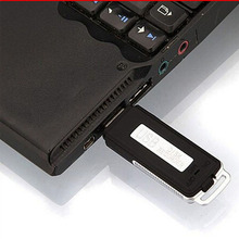 006 USB Flash Driver Dictaphone Pen 8GB MP3 Player Digital Voice Recorder