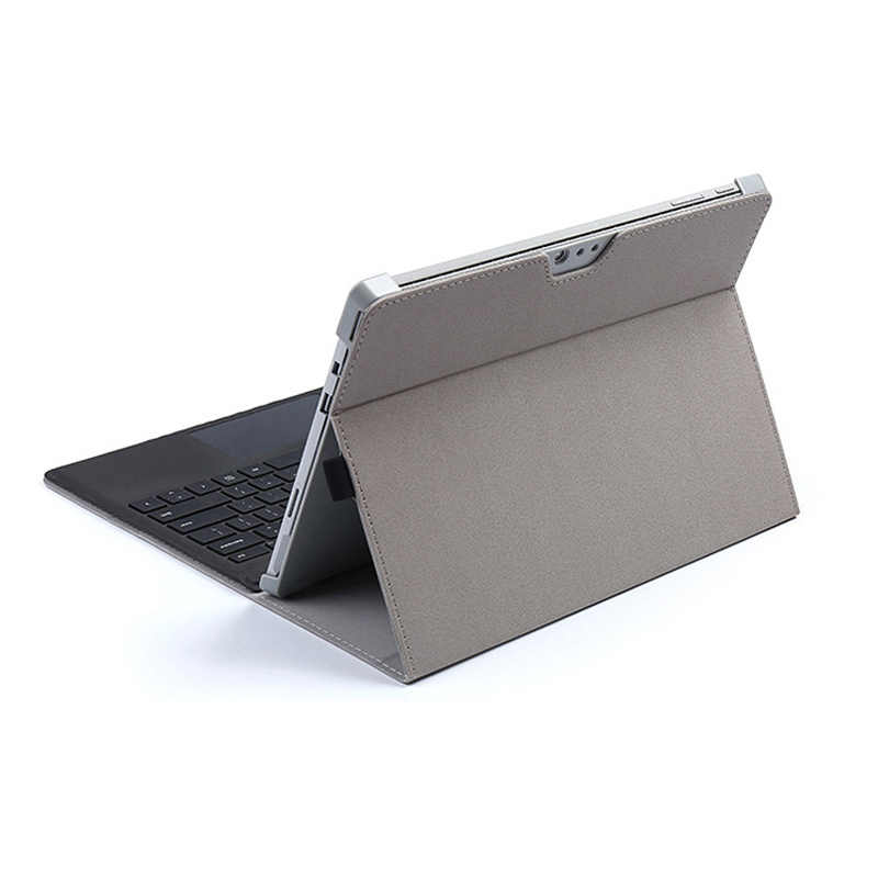 2019 New Laptop Tablet Sleeve for Microsoft Surface Go Pro 6 Stand Holder  for Surface Pro 6 5 4 Case Women Men Solid Laptop Bag