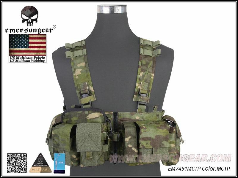 Sitio Web Oficial Emerson Uw Gen V Dividir El Pecho Delante Plataforma Chaleco Airsoft Combate Militar De Multicam Trópico Em7451mctp
