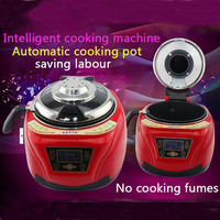 5.0L Robot Cooker automatic Intelligent Food Cooking Robort Machine Meat Vegetables Cooking Pot