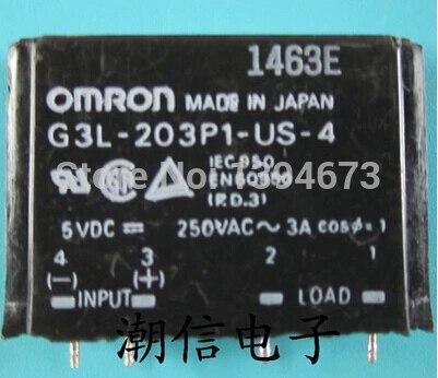 relay G3L-203P1-US-4-5VDC G3L-203P1-US-4 5VDC G3L-203P1US4 5VDC 5V  DIP4 5PCS/LOT hot new relay hf6 73 5v hf6 relays 5v 5vdc dc5v 5v sop 2pcs lot