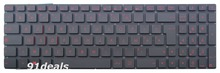 New notebook Laptop keyboard for Asus ZX50V ZX50VW ZX50VX Backlit French Layout