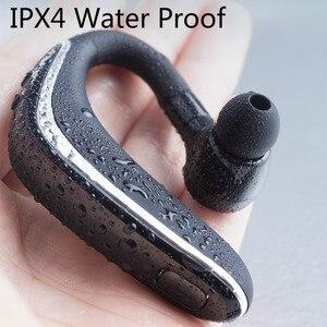 Image 5 - 2pcs 팩 블루투스 헤드셋 5.0 무선 헤드폰 이어폰 슈퍼 긴 대기 이어폰 마이크 sweatproof 소음 감소