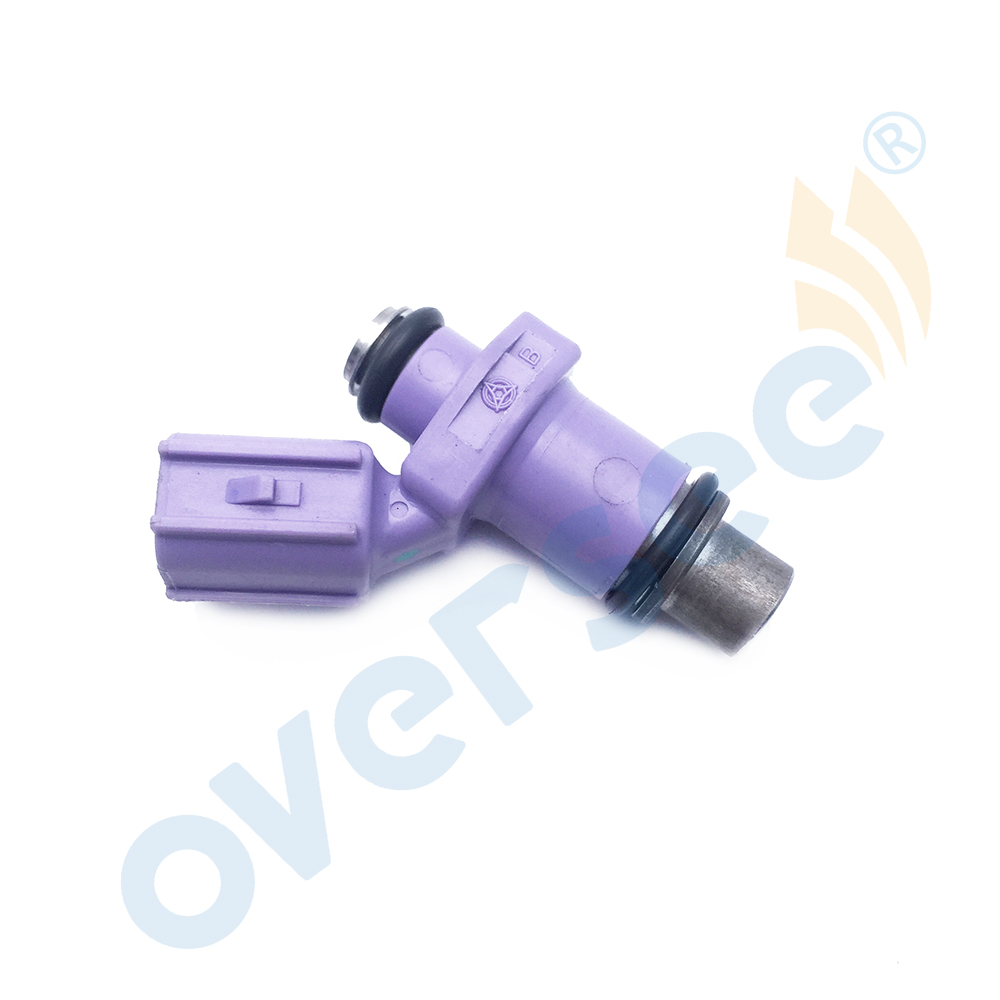 Oversee Injector Fuel 6P2-13761-00 Fit Yamaha 225HP 250HP 4 Stroke Outboard Engine 6P2-13761 schleich 12 13761