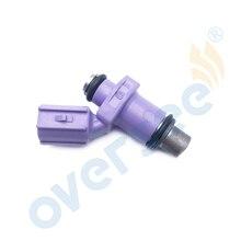 Oversee топливный инжектор 6p2-13761-00 fit yamaha 225hp 250hp 4 тактный подвесной мотор 6p2-13761