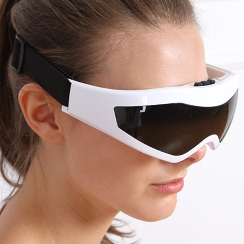 Electric Magnetic eye mask Eye Massager Alleviate Fatigue Health Eye Care Relax Massager Relieve stress to improve vision
