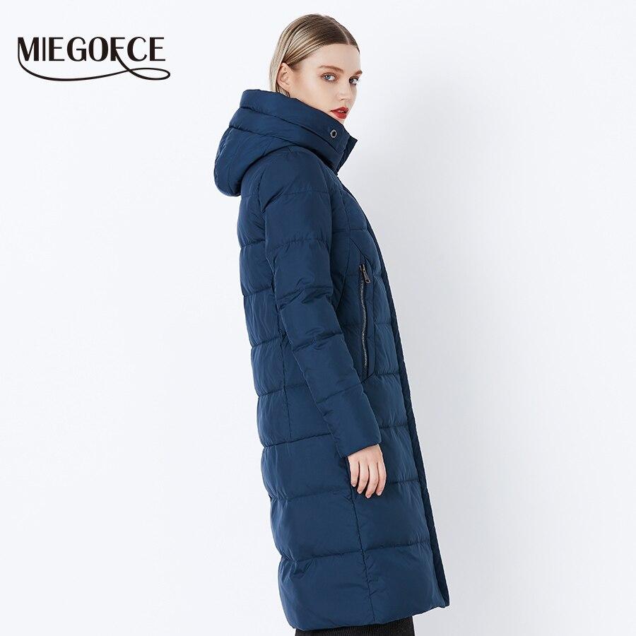 本日の割引 冬の新コレクションバイオ綿毛付き女性の冬コートパーカーヨーロッパスタイル暖かいスタイリッシュな女性の冬ジャケット 2019 Health