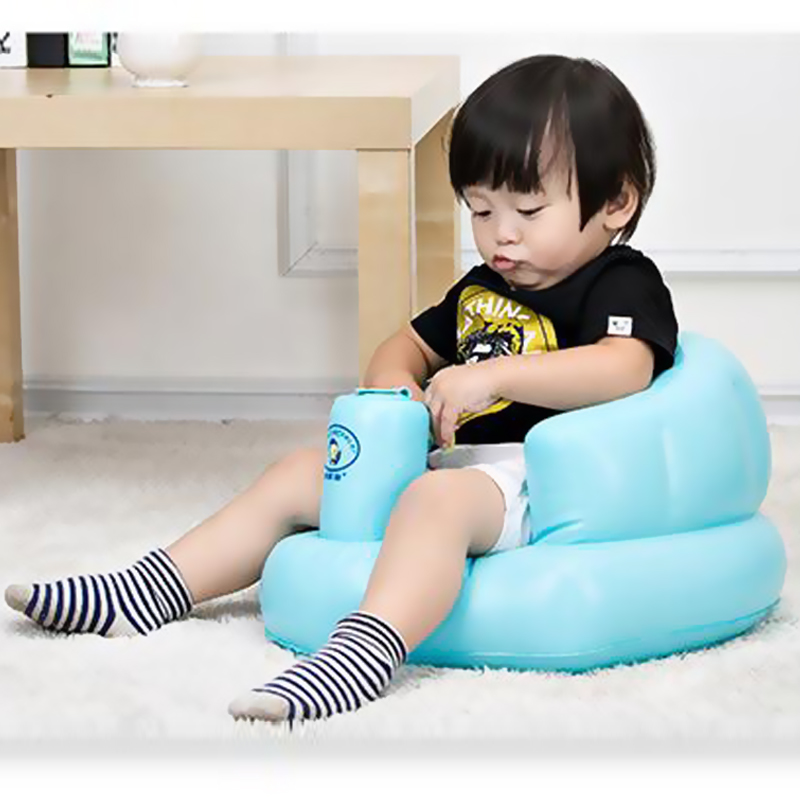 ⊹Bath seat Dining Chair Baby Inflatable Sofa pushchair baby chair ...