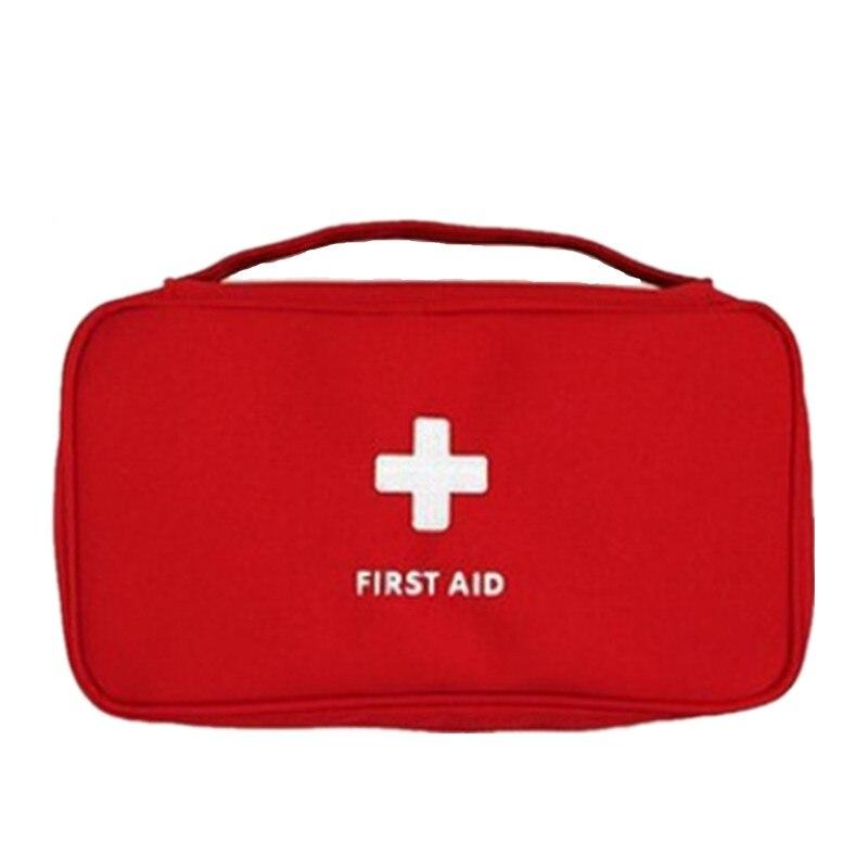 HIPSTEEN Multicfuntion Första hjälpen Förvaringsväska Nödöverlevnadsväska Medicin Bandage Medicinsk Väska Resor Utomhus Hem Arrangör